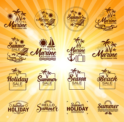 sunny labels
