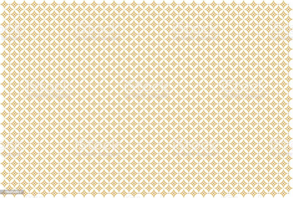Sunny Pattern royalty-free stock vector art