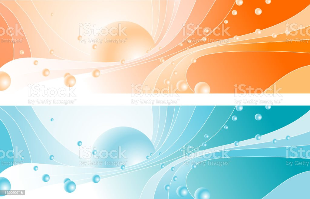 Sunrise Pearl royalty-free stock vector art