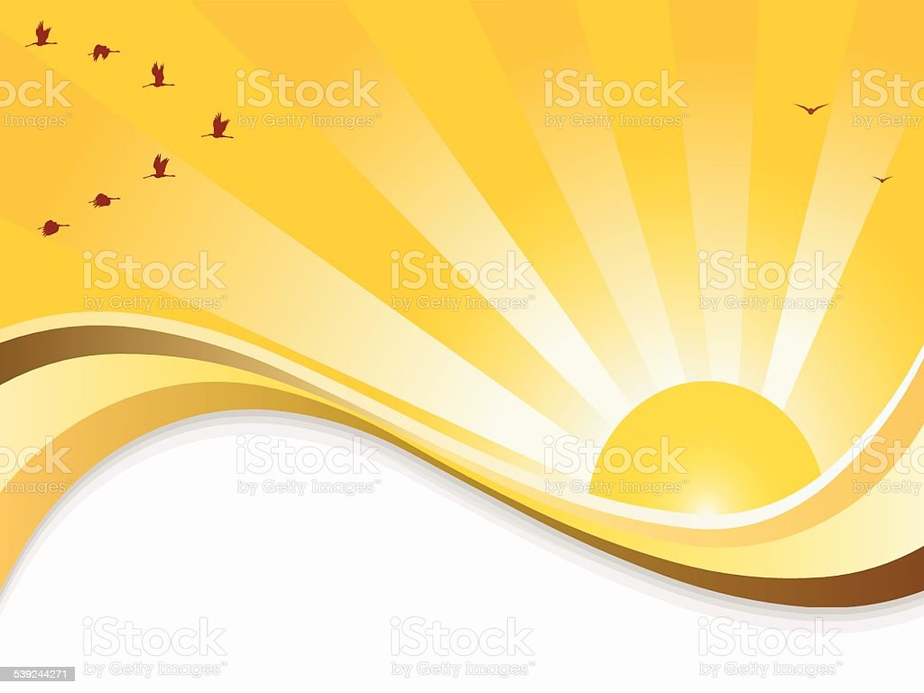 Sunrise royalty-free sunrise stock vector art & more images of 2015