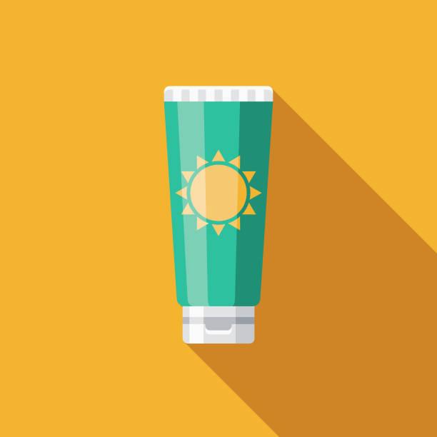 ilustrações de stock, clip art, desenhos animados e ícones de sunscreen australia icon - protetor solar