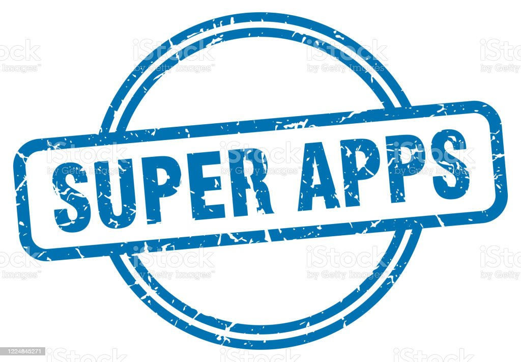 Super Apps Stamp Super Apps Round Vintage Grunge Sign Super Apps Stock Illustration Download Image Now Istock