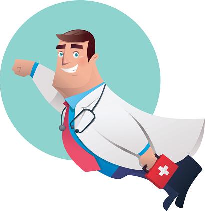 super hero doctor