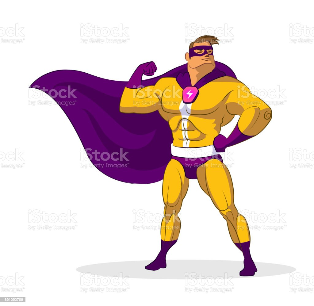Super Hero Symbol Of Pride And Power Stock Vector Art More Images