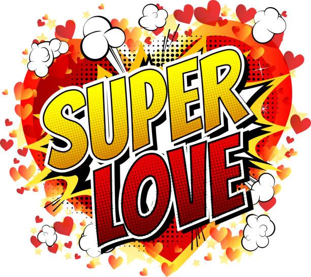 Royalty Free Superhero Valentines Day Cards Clip Art