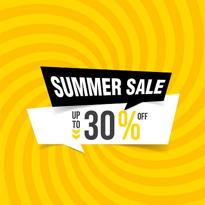 Super Sale, Mega Sale. Flash Sale, Final Sale banner stock illustration