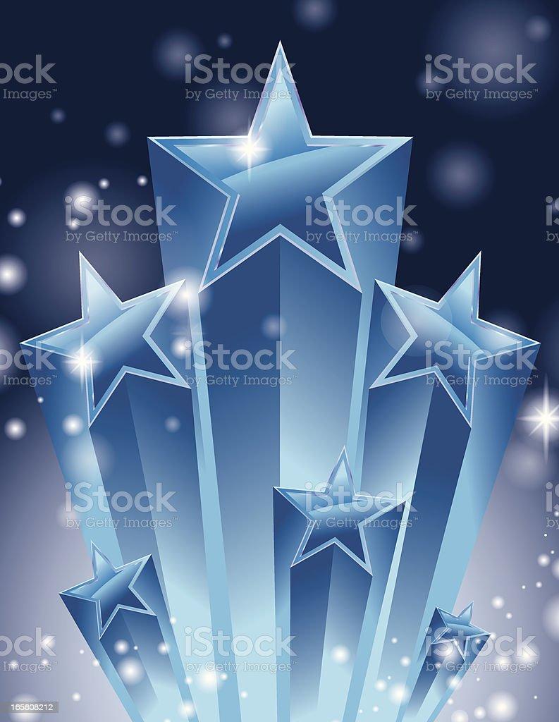 Super stars burst sparkle royalty-free super stars burst sparkle stock vector art & more images of abundance