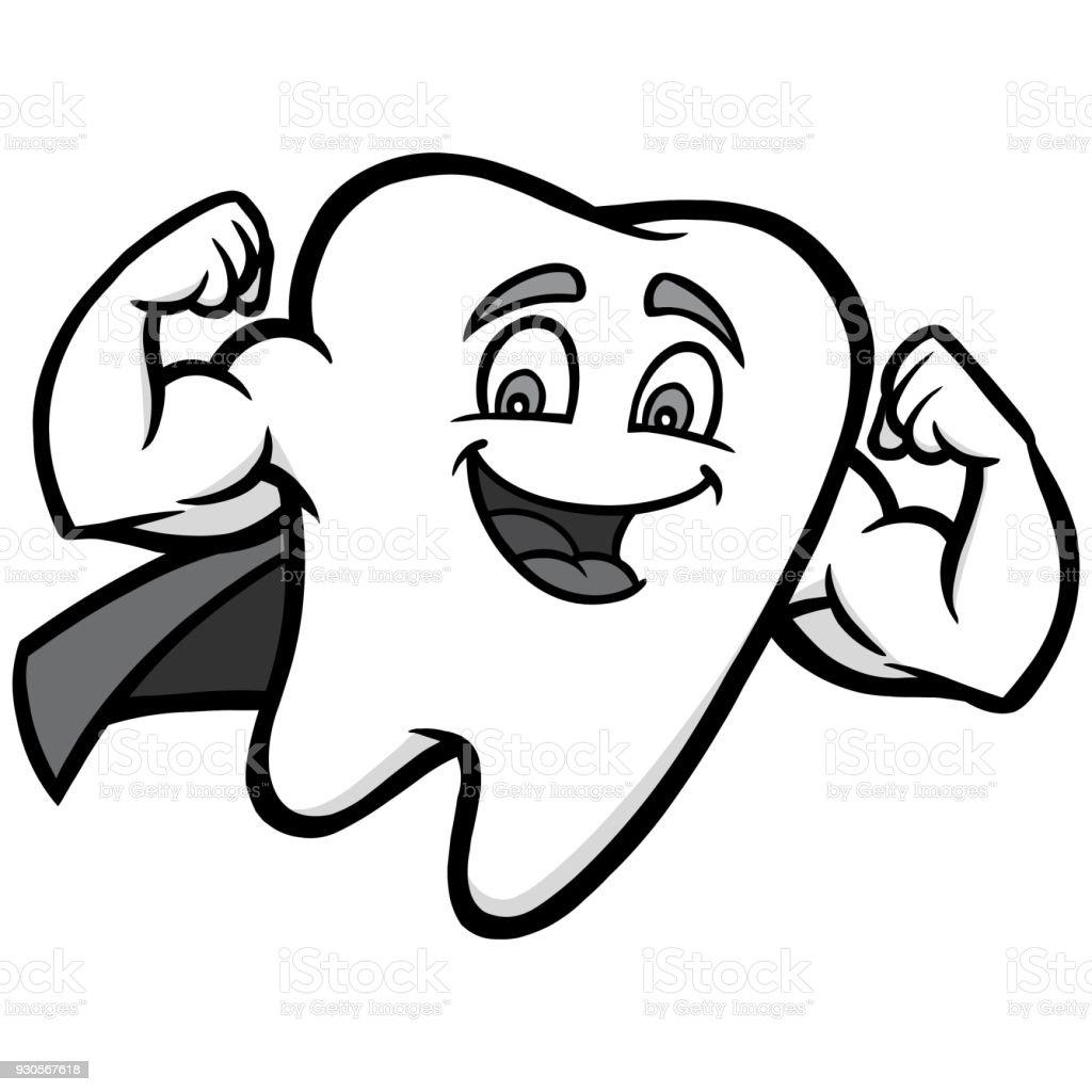 スーパー歯イラスト アメリカ合衆国のベクターアート素材や画像を多数