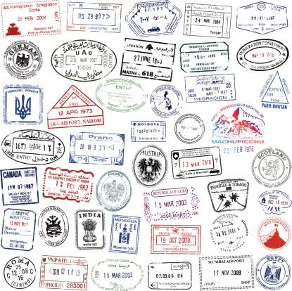 Super Travel Passport Collection