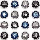 Supergloss Icons - Arctic