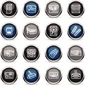 Supergloss Icons - Computer Components