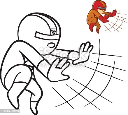 Free Superhero Coloring Pages at GetDrawings.com | Free for personal ...