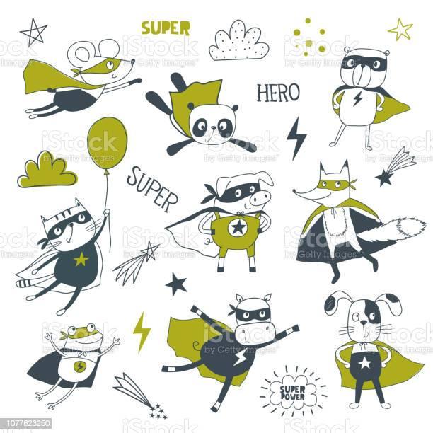 Superhero cartoon vector illustration vector id1077623250?b=1&k=6&m=1077623250&s=612x612&h=9cl2mopcrti5rmctf9kktxmcbhzy4eczy6a4zr4yzkq=