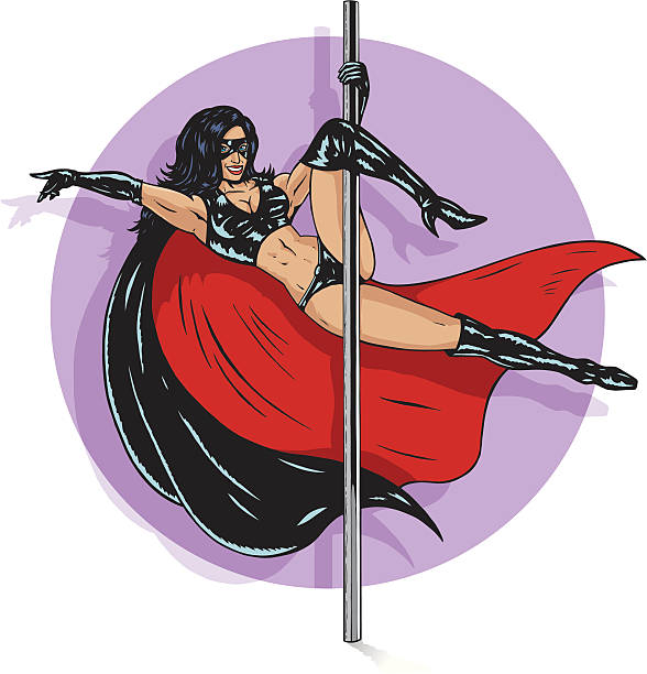 Stripper illustrations — pic 5