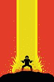 Superhero Super Power Charge
