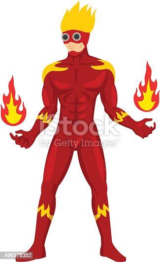 istock Superhero 496378352