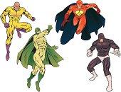 SuperHeroes Pack III