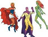 SuperHeroes Pack IV