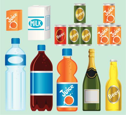 Supermarket— Beverage Series
