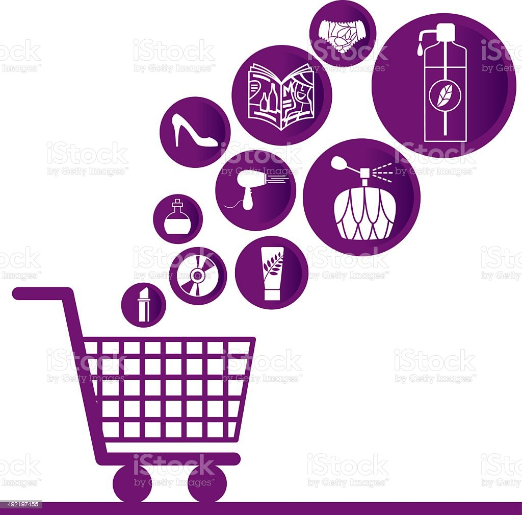 Supermarket royalty-free supermarket stock vector art & more images of adult