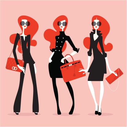 Supermodels (High Fashion)
