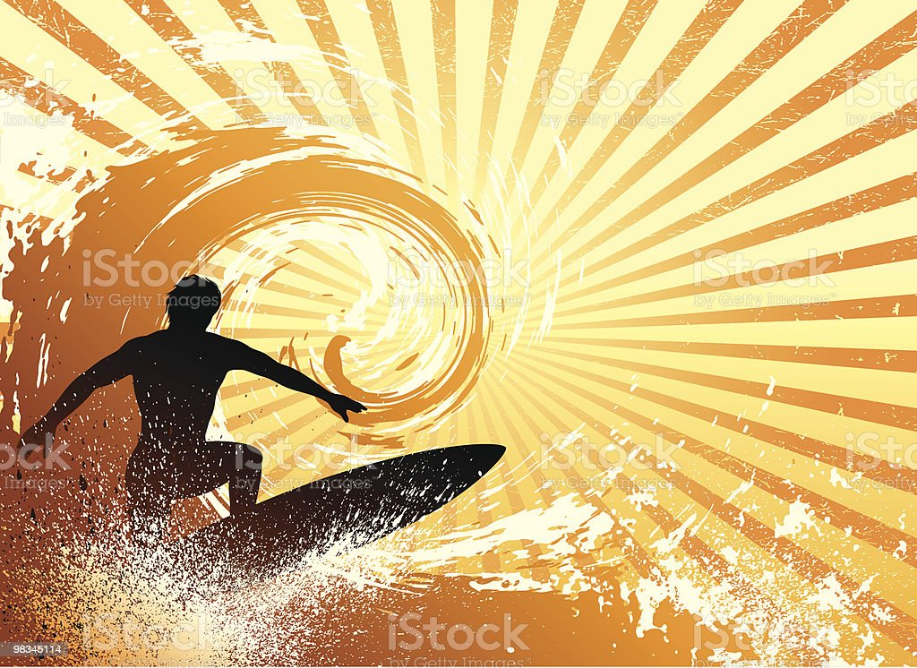 Surf royalty-free surf stock vector art & more images of adult