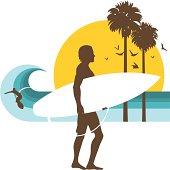 Surfer (surf-up series)