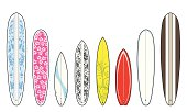 istock Surfobards 165077081