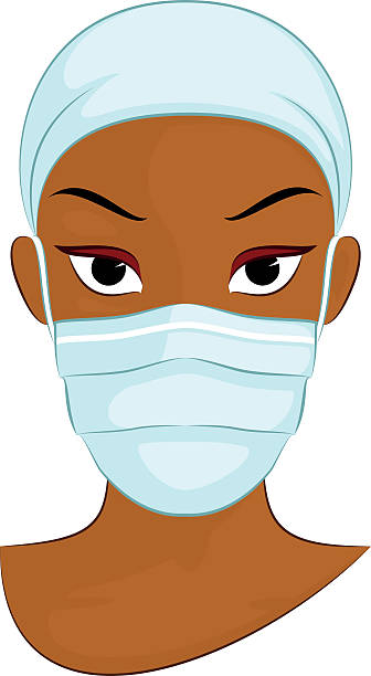 Best Surgical Mask Illustrations, Royalty-Free Vector ...