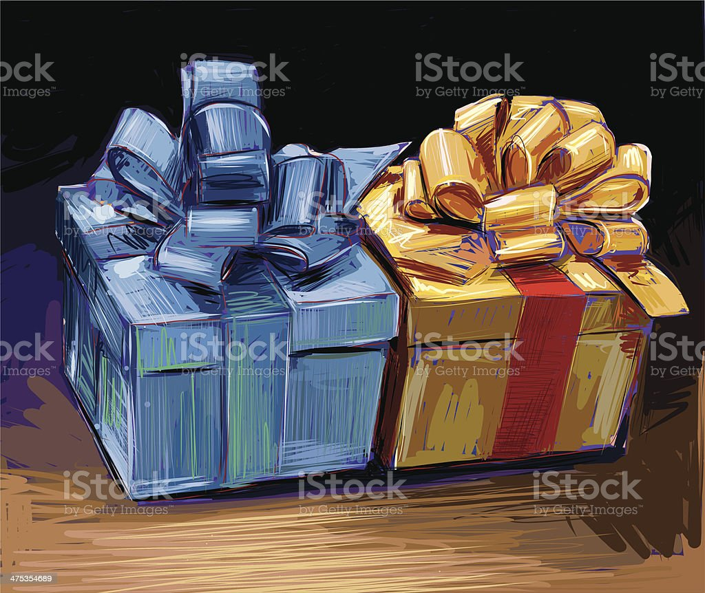 Surprise royalty-free stock vector art