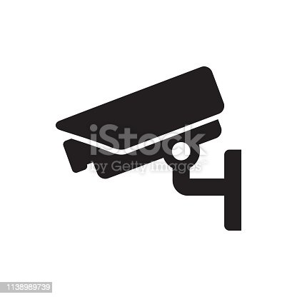 Electronics - Surveillance camera Icon