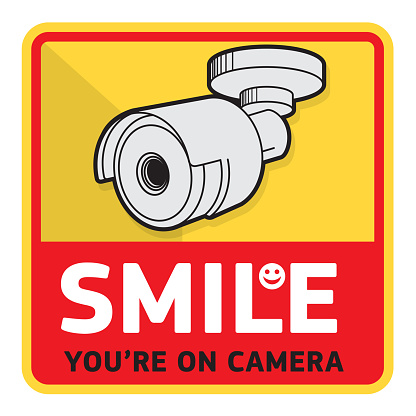 Surveillance CCTV video camera