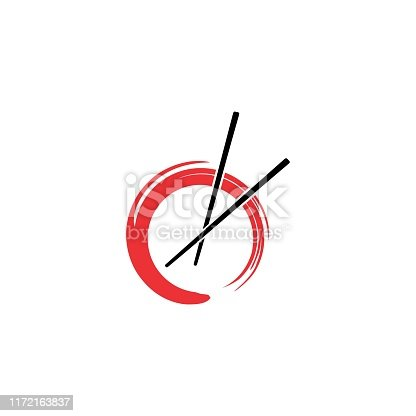 istock Sushi / Initial O design inspiration 1172163837