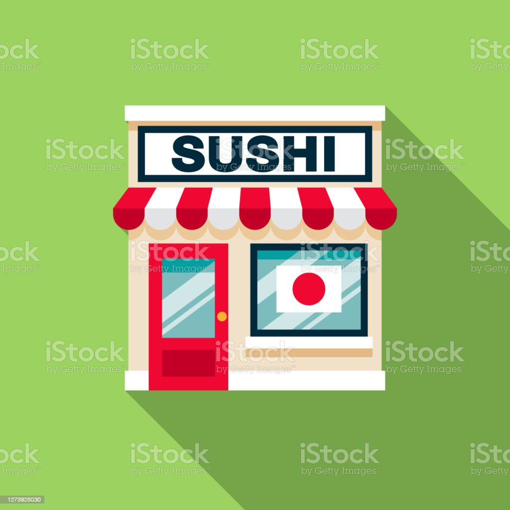 Sushi Restaurant Icon Stock Illustration Download Image Now Istock