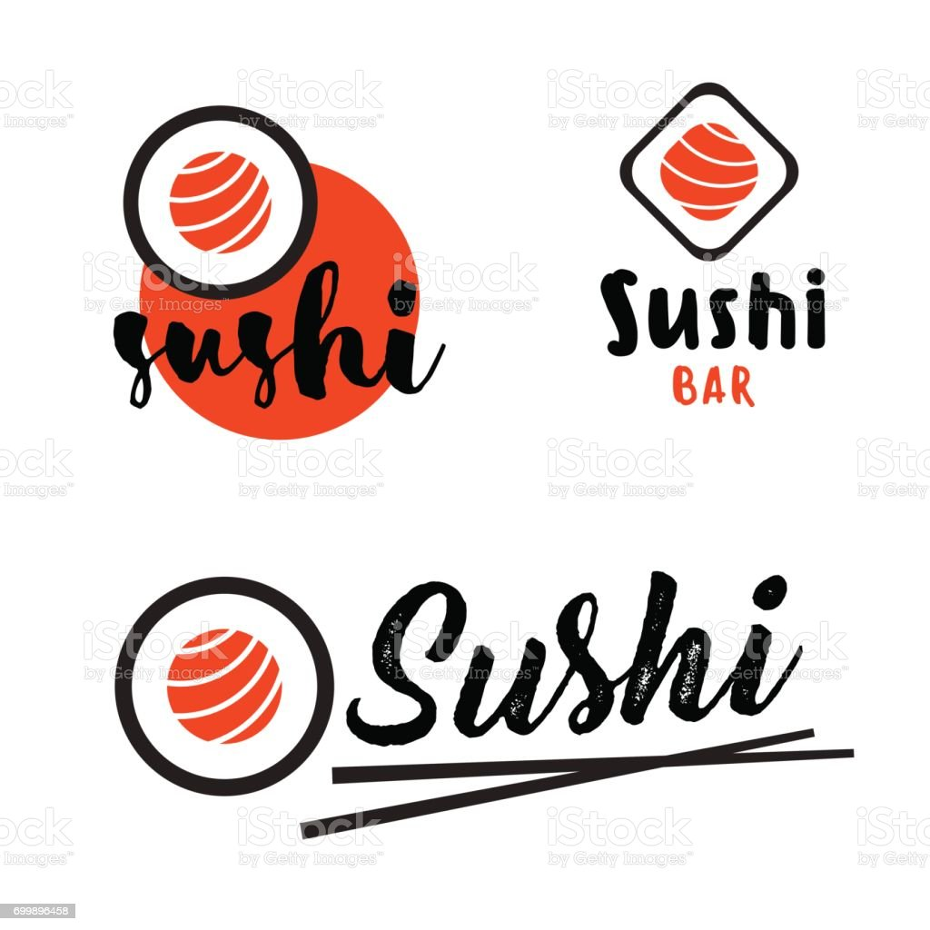 Sushi template.