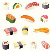 Sushi, you like yes?