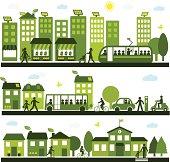 Sustainable ways of transportation