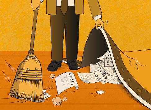 Sweep Under The Carpet