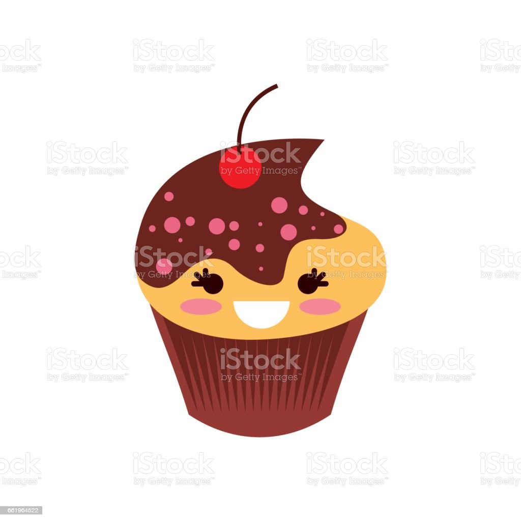 sweet cupcake icon royalty-free sweet cupcake icon stock vector art & more images of baked