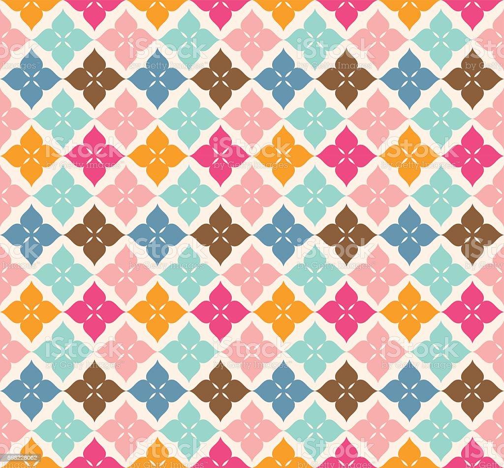 sweet geometric pattern ilustração de sweet geometric pattern e mais banco de imagens de adolescente royalty-free