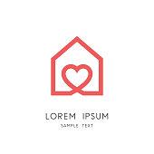 Sweet home symbol