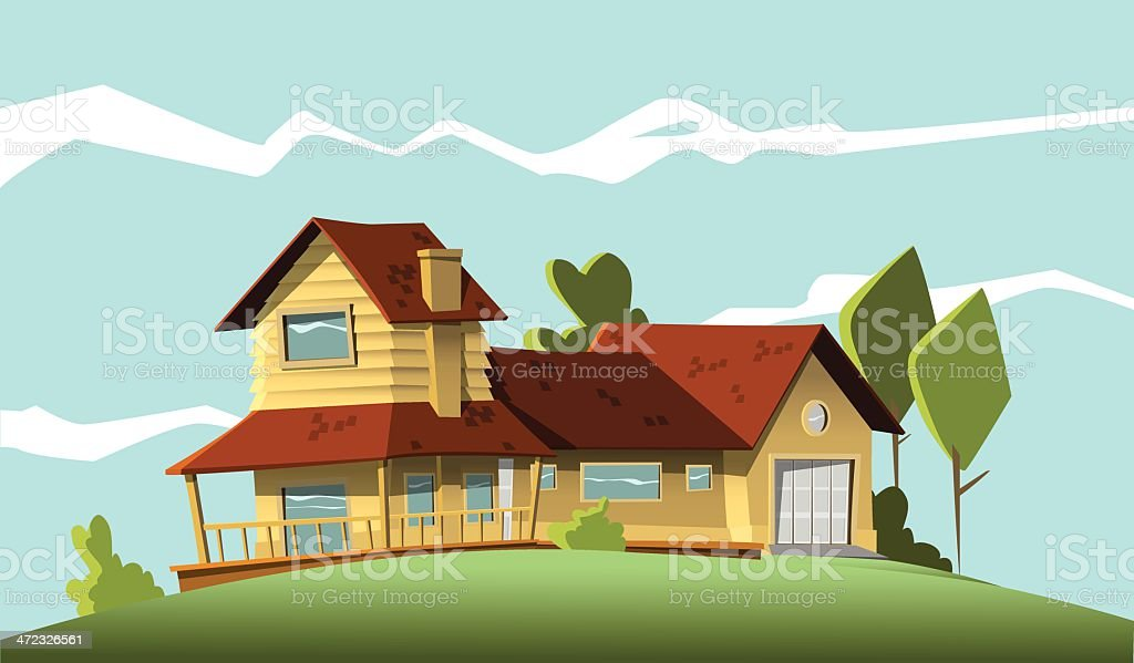 Sweet home royalty-free sweet home stock vector art & more images of american culture