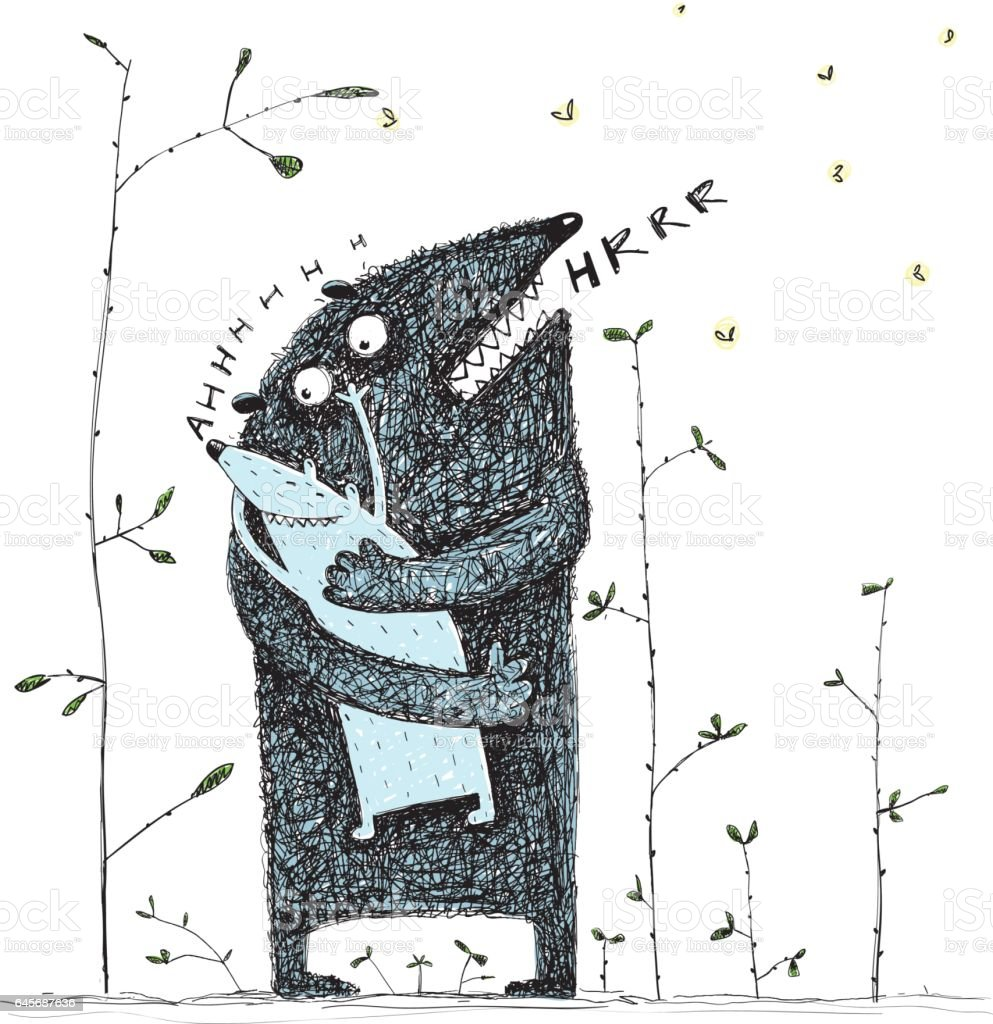 dff0518d88897 Monstre doux câlins mignonne petite chanson chant de bébé monstre doux  câlins mignonne petite chanson chant