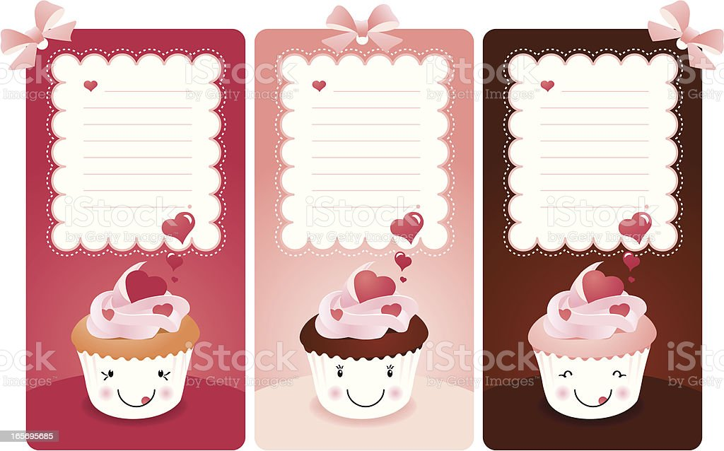 Sweet Notes royalty-free stock vector art