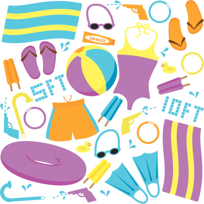 Swimming Pool Items
