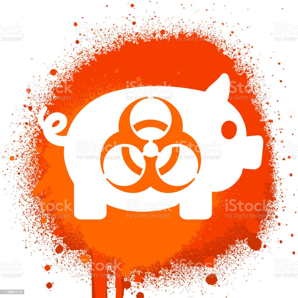swine fly royalty-free swine fly stock vector art & more images of bacterium