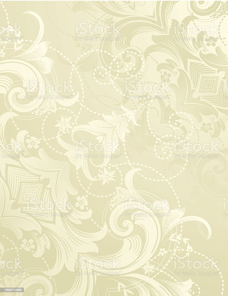 Swirl Background Scrolls royalty-free swirl background scrolls stock vector art & more images of 2000-2009