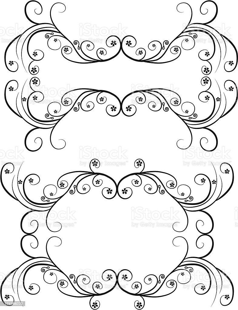 swirl design-frame
