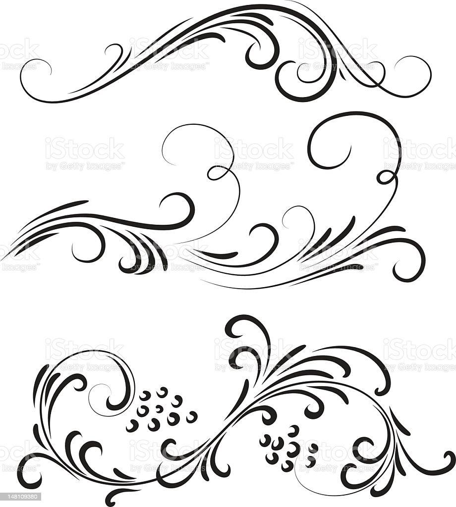 Agitar - ilustración de arte vectorial
