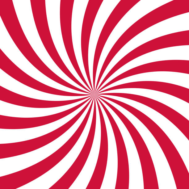 закрученный радиальный фон шаблона. иллюстрация вектора - закрученный stock illustrations